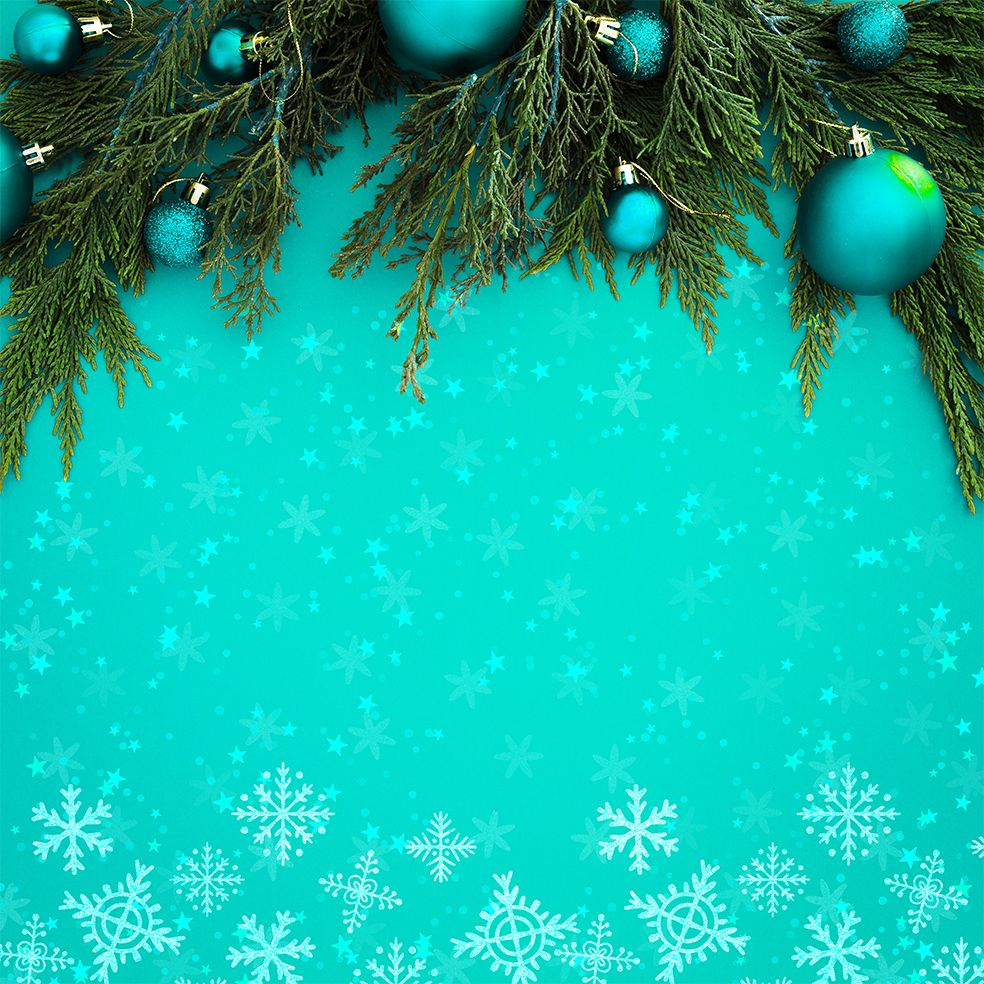 baskılı fon perde noel süsleri yılbaşı yıldız kartaneleri yeşil renk