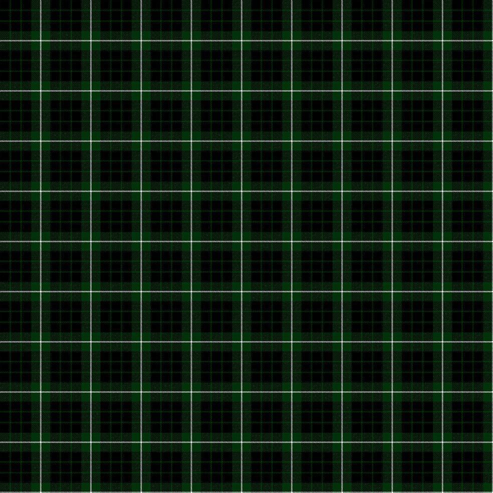 baskılı fon perde noel yılbaşı yeşil siyah beyaz tartan ekose desenli