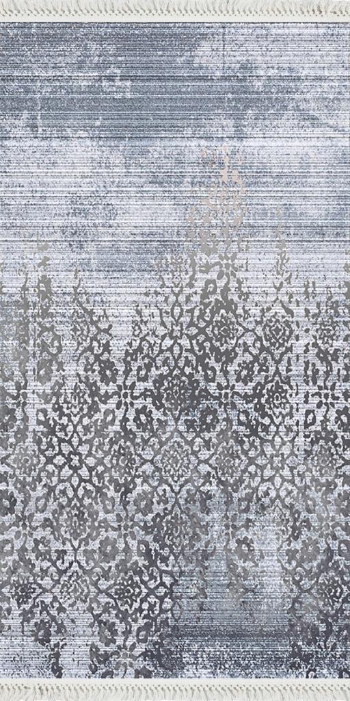 baskılı kilim klasik eskitme silik damask laci renk
