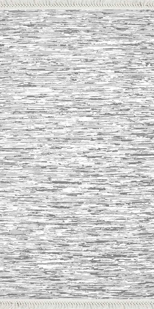 baskılı kilim modern eskitme fırça desen siyah gri beyaz