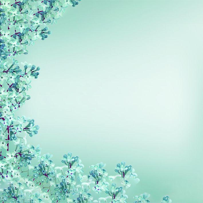baskılı fon perde yeşil ve tonları etkili ağaç dalı desenli