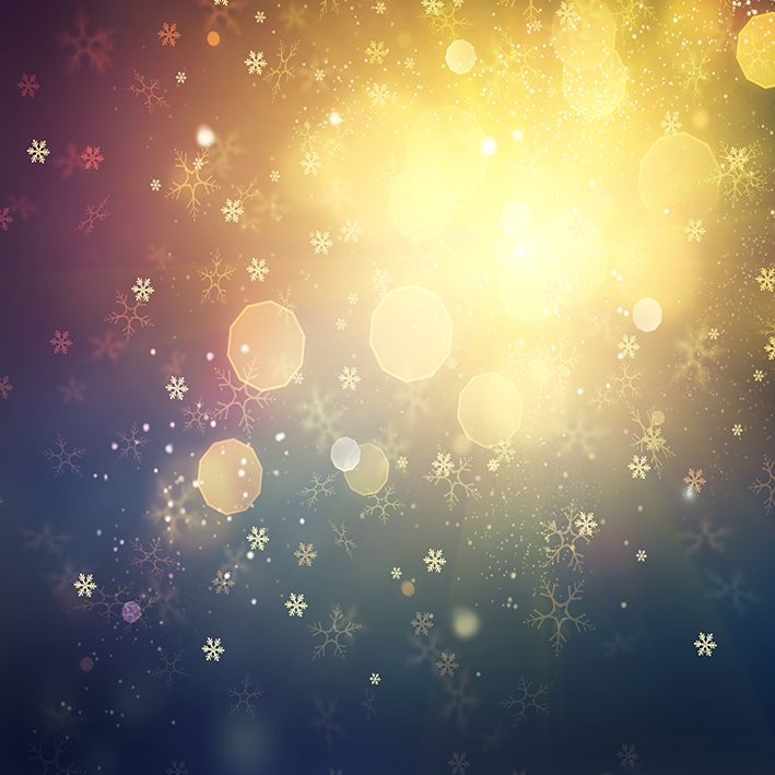 baskılı fon perde yıldız güneş ışıltısı kar tanesi desenli